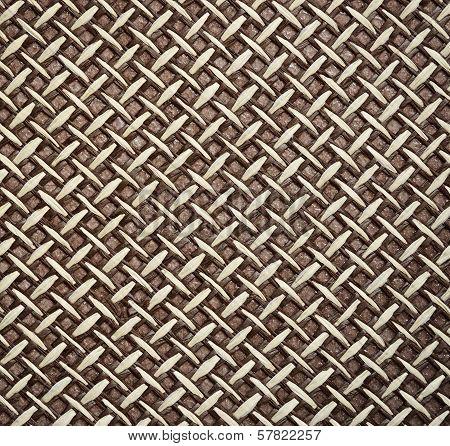 Brown Straw Background