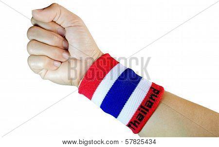 Power To Thailand, Thailand Patriot Concept.