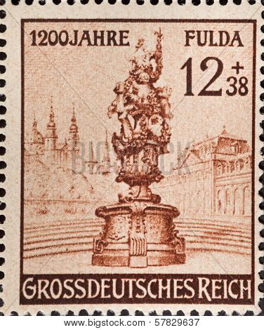 Abbey Fulda In Honor Of The 1200 Anniversary