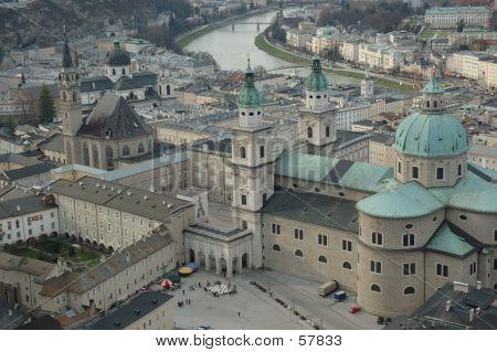 Salzburg, Mozarts Town