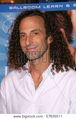 Kenny G   at the launch party for 'Dance Body Beautiful' series of DVDs by Lisa Rinna. Belle Gray, Sherman Oaks, CA. 12-09-08