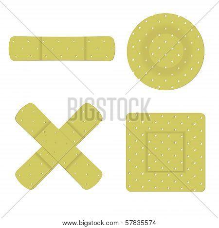 Adhesive Bandage Plaster