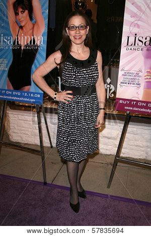Vicki Roberts   at the launch party for 'Dance Body Beautiful' series of DVDs by Lisa Rinna. Belle Gray, Sherman Oaks, CA. 12-09-08
