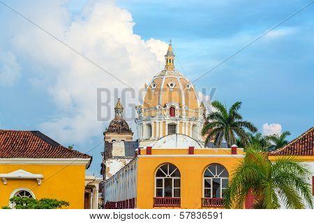 San Pedro Church Dome