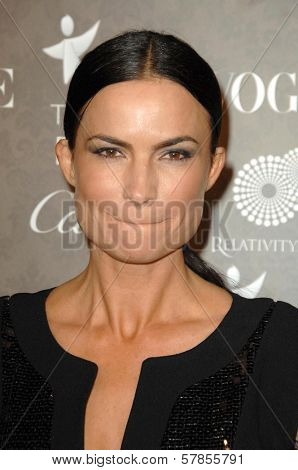 Rosetta Getty  at the 2nd Annual Art of Elysium Black Tie Charity Gala 'Heaven'. The Vibiana, Los Angeles, CA. 01-10-09
