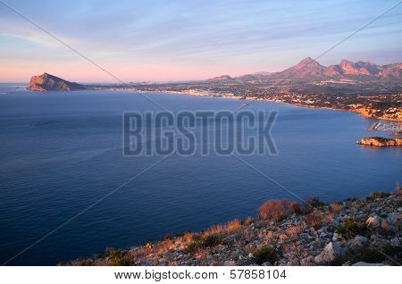 Altea Bay