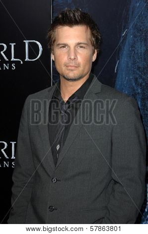 Len Wiseman at the World Premiere of 'Underworld Rise of the Lycans'. Arclight Hollywood, Hollywood, CA. 01-22-09