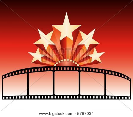 Film Strip Stars