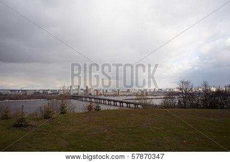 Dnieper River, Kiev