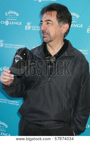 Joe Mantegna at the Callaway Golf Foundation Challenge Benefiting Entertainment Industry Foundation Cancer Research Programs. Riviera Country Club, Pacific Palisades, CA. 02-02-09