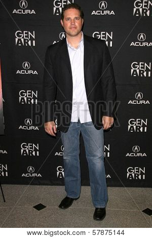 David Denman at the Los Angeles Special Screening of 'Fanboys'. Clarity Screening Room, Beverly Hills, CA. 02-03-09
