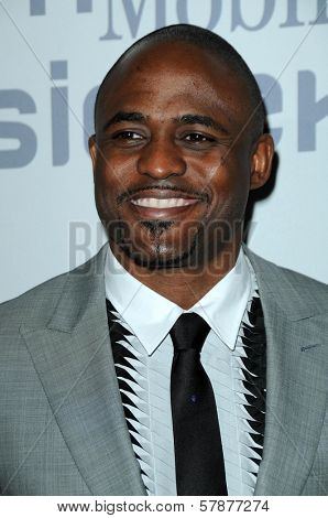 Wayne Brady at the Salute To Icons Clive Davis Pre-Grammy Gala. Beverly Hilton Hotel, Beverly Hills, CA. 02-07-09