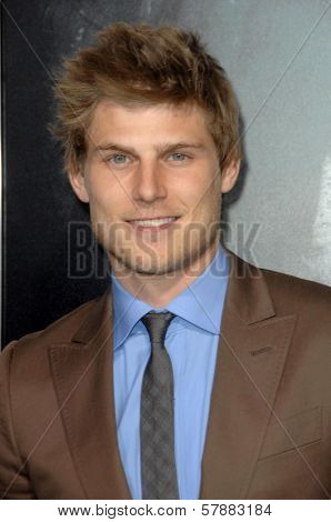 Travis Van Winkle at the Los Angeles Premiere of 'Friday the 13th'. Grauman's Chinese Theatre, Hollywood, CA. 02-09-09
