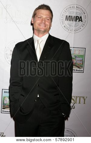 Bailey Chase  at the Multicultural Motion Picture Association's 16th Annual Diversity Awards. Globe Theater, Universal City, CA. 11-23-08