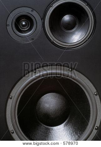 Large Studio Loudspeakers