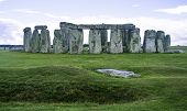 image of stonehenge  - Stonehenge in Salisbury in the United Kingdom