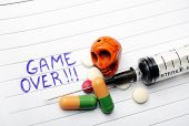 picture of methadone  - Game Over - JPG
