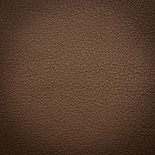 picture of unnatural  - Brown leather macro shot texture for background - JPG