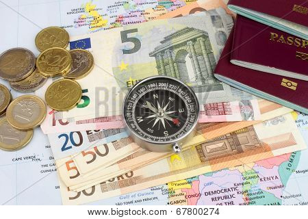 Travel Money Euro