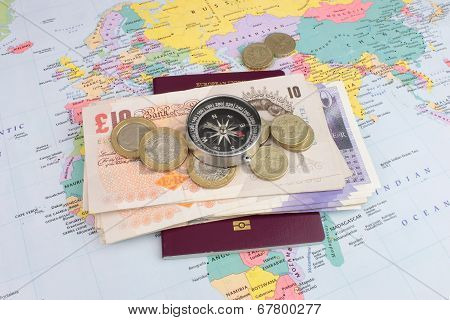 Sterling Travel Money