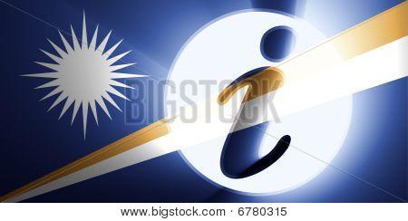 Bandera de Islas Marshall información