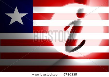 Flag Of Liberia Information