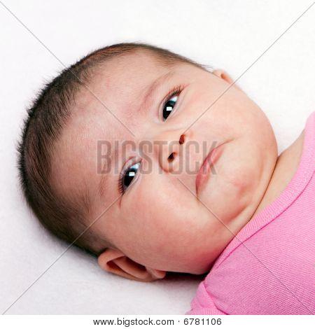 Sad Baby Expression