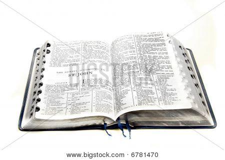 Bibel New Testament St. john