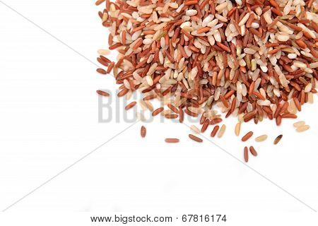 Milled Rice Imperfectly Cleaned