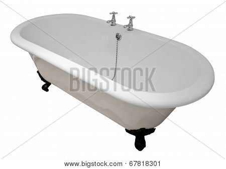 Victorian Roll Top Bath Tub