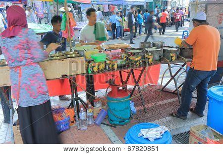 Traditional Islamic life Malaysia