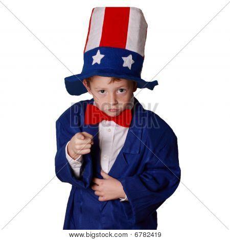 Little Patriot