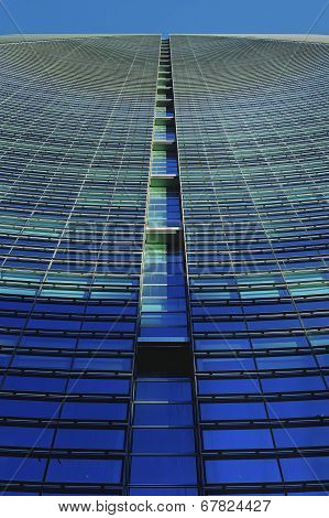 abstract background architecture details