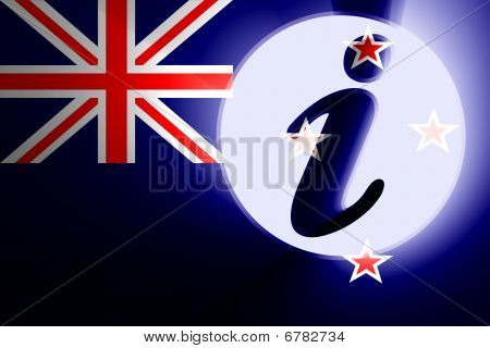 Flag Of New Zealand Information
