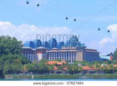 Resorts World Sentosa and Hard Rock Hotel Singapore