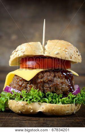Single Cheesburger