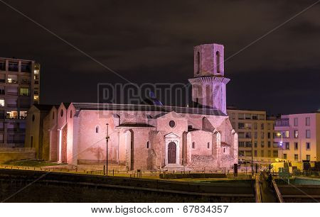 Saint Laurent Church In Marseille - Provence, France