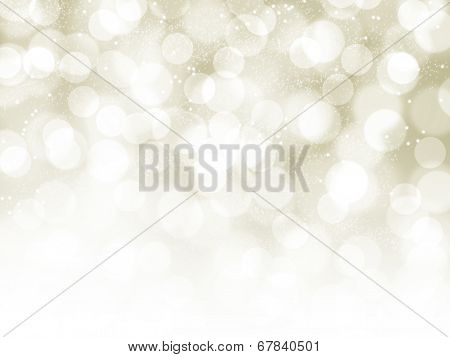 Vertical Beige Blurred Background