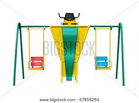 Swing for playground