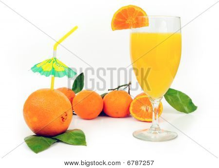Orange Drinks