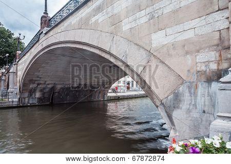 St. Michael Bridge Gent
