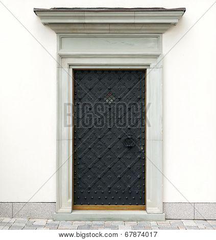 Metal Decorative Doors