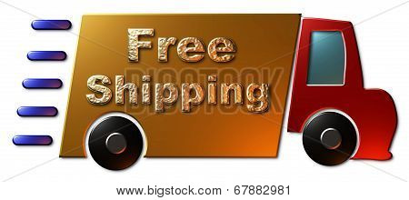 Free Shipping (truck)