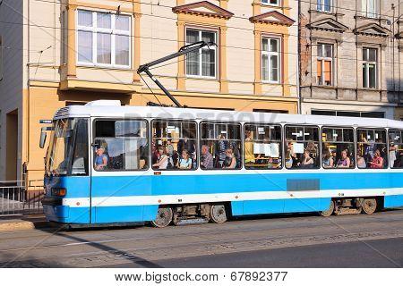 Public Transport In Wroclaw