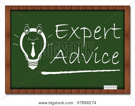 Expert Advice Classroom Board