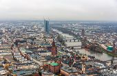 picture of frankfurt am main  - View of Frankfurt am Main  - JPG