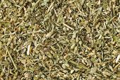 image of catnip  - Dried catnip or catmint can be used as a herbal tea or playful response in felines - JPG