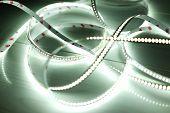 pic of diodes  - Led stripes light - JPG