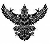 picture of garuda  - Garuda King - JPG