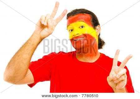 Spanish Supporter